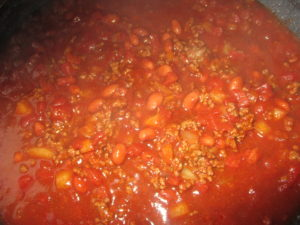 Grandnanny's chili recipe
