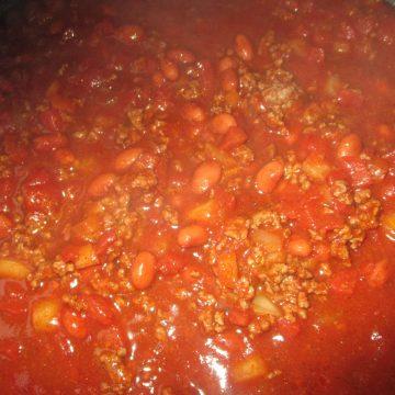 Grandnanny's chili recipe
