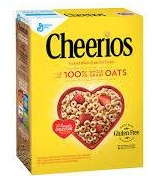 Cheerios for finding approved cereals list