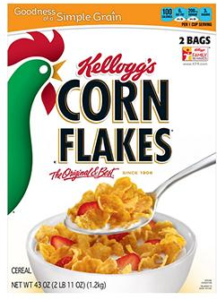 Cornflakes for finding approved cereals list