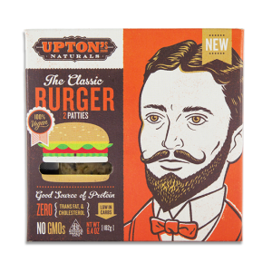 Upton naturals veggie burgers and the 21 Day Fix