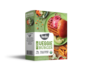 hodo veggie burgers and the 21 Day Fix