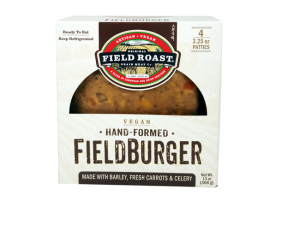 field roast veggie burgers and the 21 Day Fix