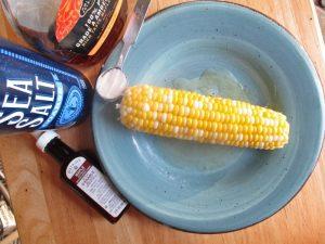 butter maple corn