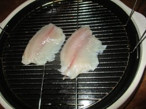 tilapia fillets for fish cakes