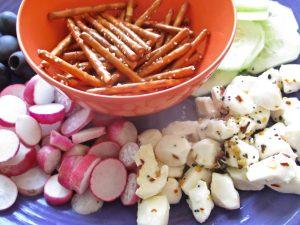 Healthy Snack Plates