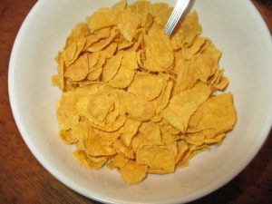 cornflakes cereal for grocery shopping tips