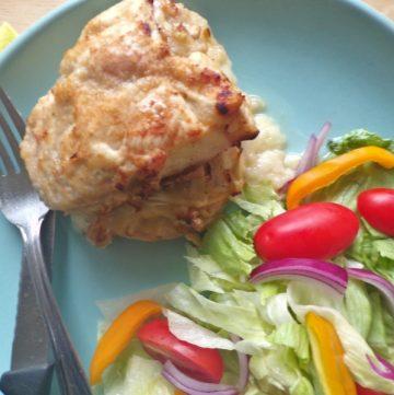 apple walnut brie chicken