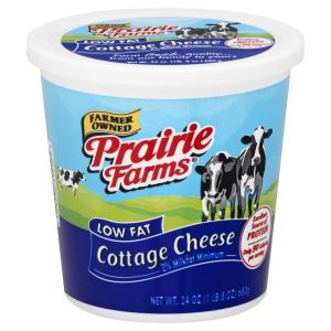 cottage cheese red container foods