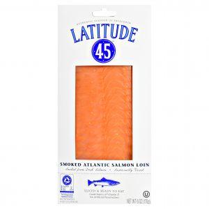 Lox, smoked salmon