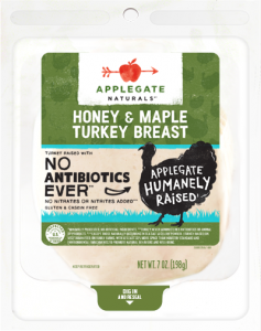 approved deli turkey slices red container foods list