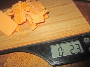 Cheddar cheese for dairy and non-dairy products