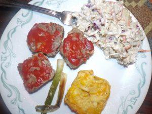 meatloaf squares