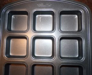 brownie pan for meatloaf muffins
