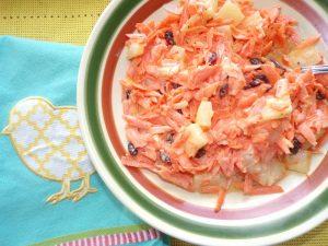 Classic Carrot Salad