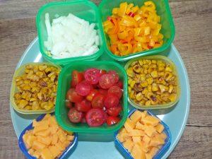mexican corn pasta salad ingredients