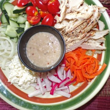 Hummus Power Bowl