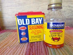 Seasonings for Cajun Seafood Boil