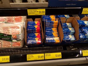 what to buy at Aldi block cheese
