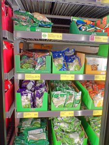 what to buy at Aldi-frozen veggies