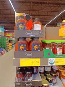 What to buy at Aldi-honey