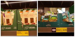Pasta options for what to buy at aldi