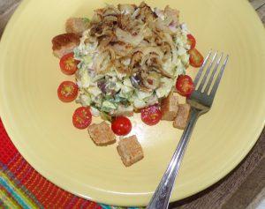 Copycat Ruth's Chris Chopped Salad