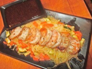 Asian shrimp for shrimp recipe round up